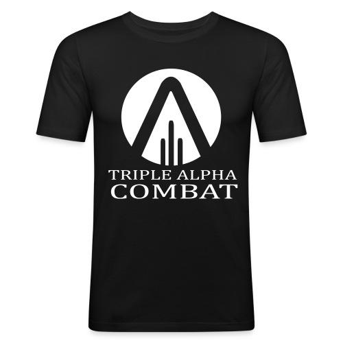 Men T Slimfit Brust NEU - Männer Slim Fit T-Shirt