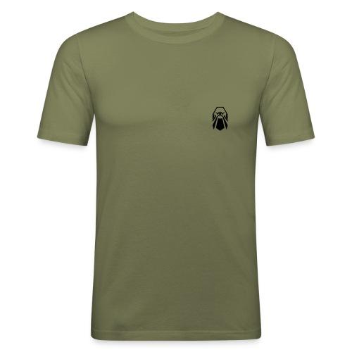 Ulric Basic - T-shirt près du corps Homme