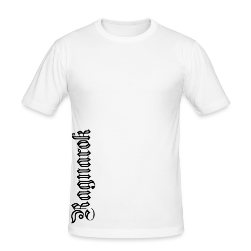 Ragnarok T-shirt (Herr) - Slim Fit T-shirt herr
