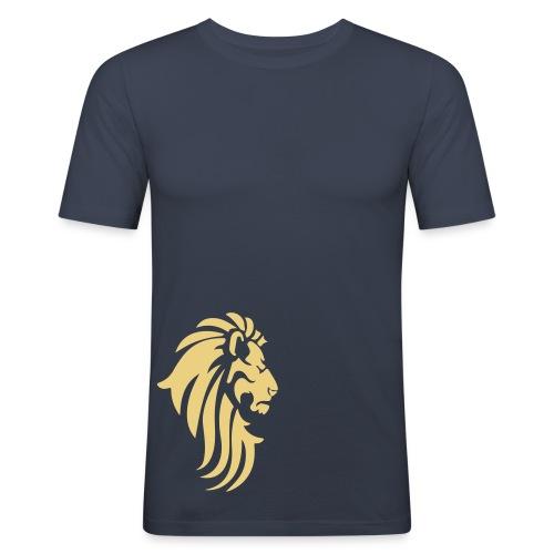T-shirt - Lejonet från Norden (Herr) - Slim Fit T-shirt herr