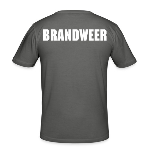 Slimfit T-shirt BRANDWEER - slim fit T-shirt