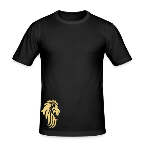 T-shirt Lejon Svea - Slim Fit T-shirt herr