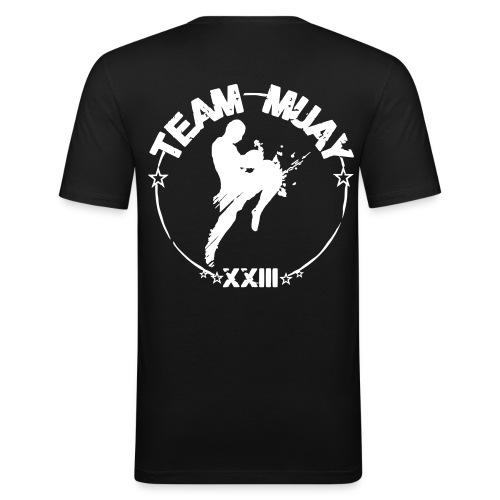 """TSHIRT """"Basic 2016""""  Homme - T-shirt près du corps Homme"""
