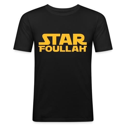 !! euh.. STAR FOULLAH - T-shirt près du corps Homme