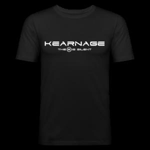 KEARNAGE The E Is Silent Slim Fit T-Shirt (Male) - Men's Slim Fit T-Shirt