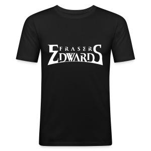 Fraser Edwards Logo T Shirt. - Men's Slim Fit T-Shirt
