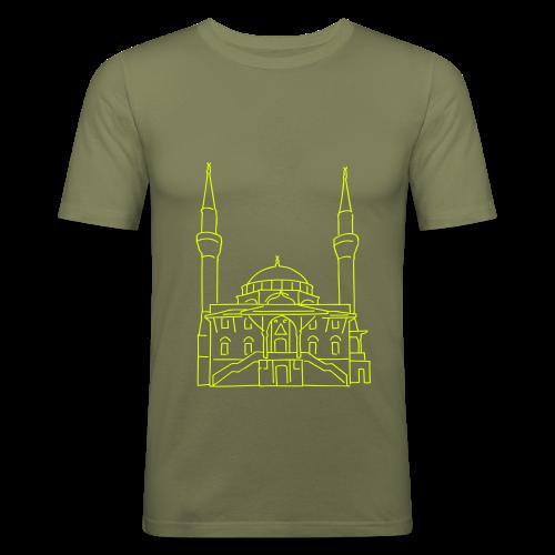 Sehitlik Moschee Berlin - Männer Slim Fit T-Shirt