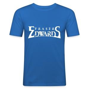 Fraser Edwards Men's Slim Fit T shirt - Men's Slim Fit T-Shirt