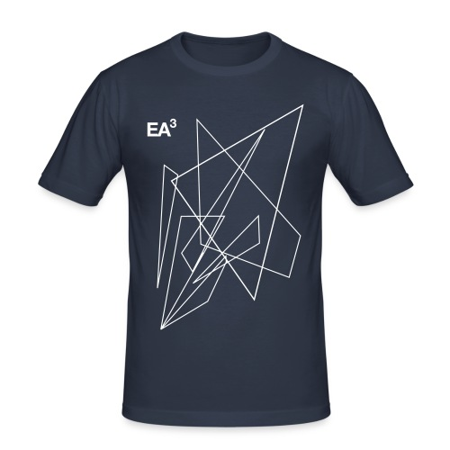 Electronic Architecture 3 Slim Fit T-Shirt - Men's Slim Fit T-Shirt