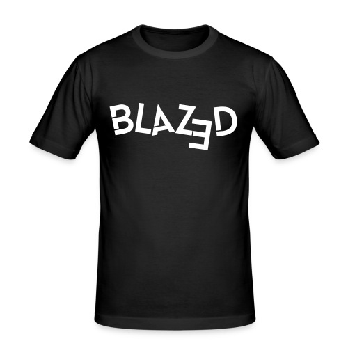 BLaZeD T-Shirt - Männer Slim Fit T-Shirt