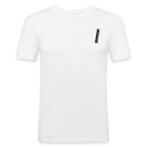 BENJAMIN - Männer Slim Fit T-Shirt