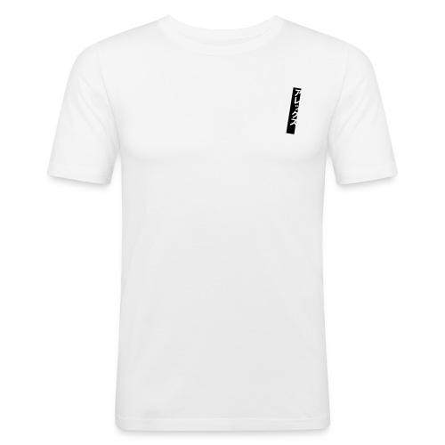 ALEX - Männer Slim Fit T-Shirt