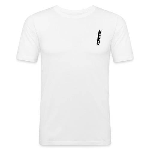 CHRISTIAN - Männer Slim Fit T-Shirt