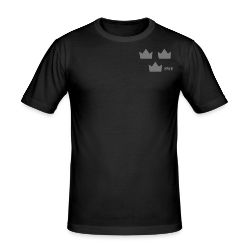 Slim Fit T-shirt herr - SWE - Slim Fit T-shirt herr