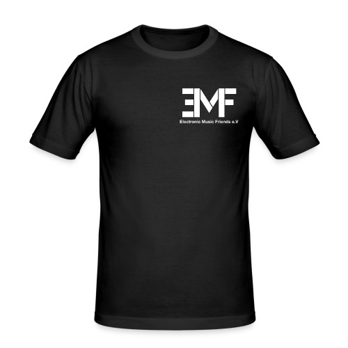 EMF Intern männl. Slim - Männer Slim Fit T-Shirt