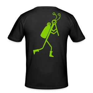 Pilger Shirt - Männer Slim Fit T-Shirt