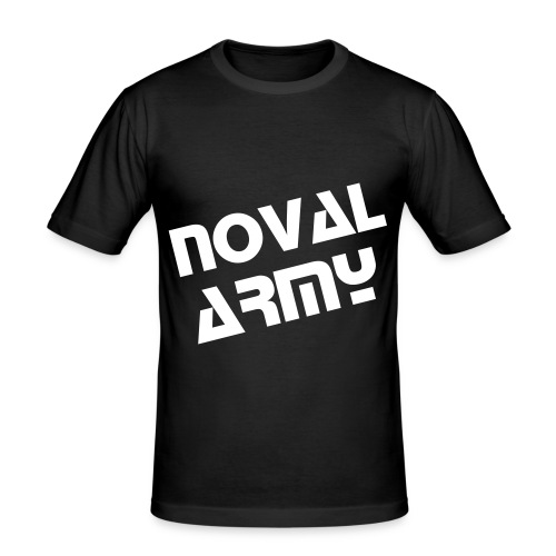 Men's Noval Army T-Shirt - Men's Slim Fit T-Shirt