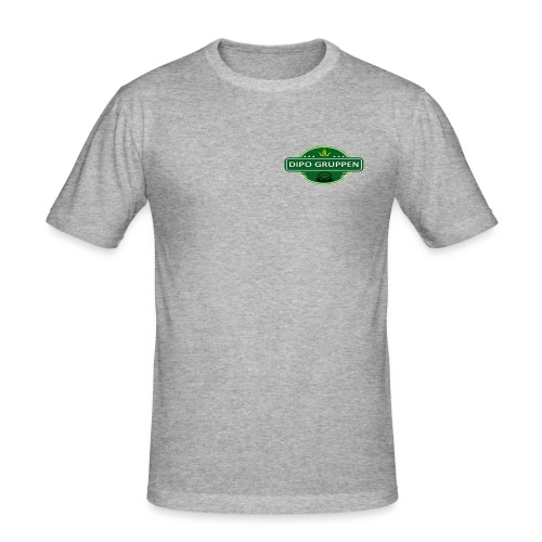 Herre T-Shirt Slimfit DG CREW - Herre Slim Fit T-Shirt