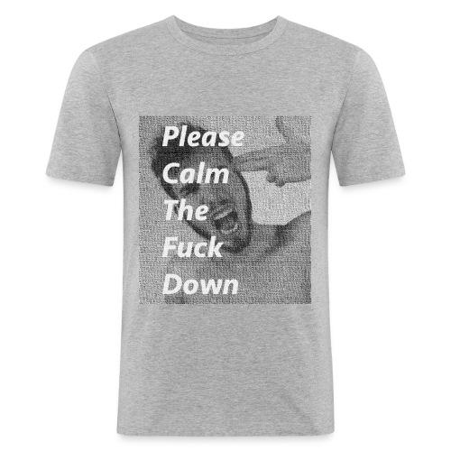 Max Whyte - PCTFD - Männer Slim Fit T-Shirt