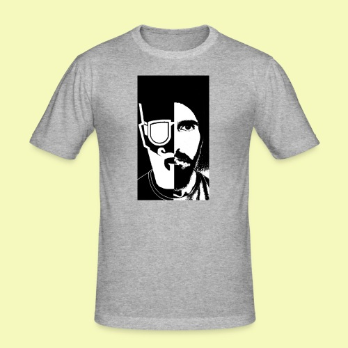 "T-Shirt ""TwoFace"" - Männer Slim Fit T-Shirt"