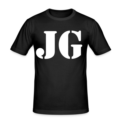 JG T-shirt - Männer Slim Fit T-Shirt