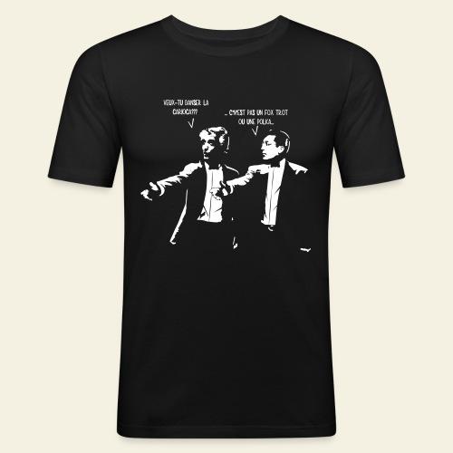 Dansons la Carioca - T-shirt près du corps Homme