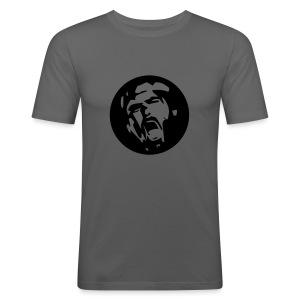 SW_CIRCLE - Men's Slim Fit T-Shirt