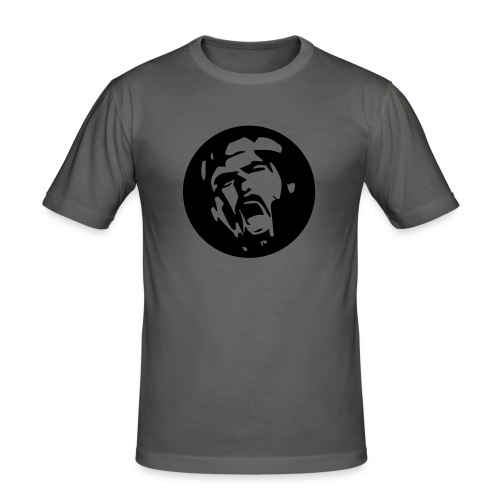 SW_CIRCLE - Men's Slim Fit T-Shirt