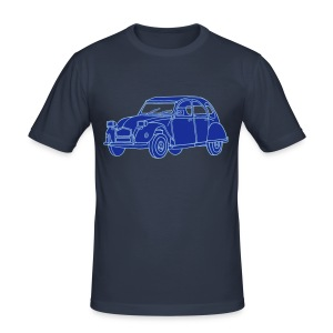 Ente 2CV - Männer Slim Fit T-Shirt