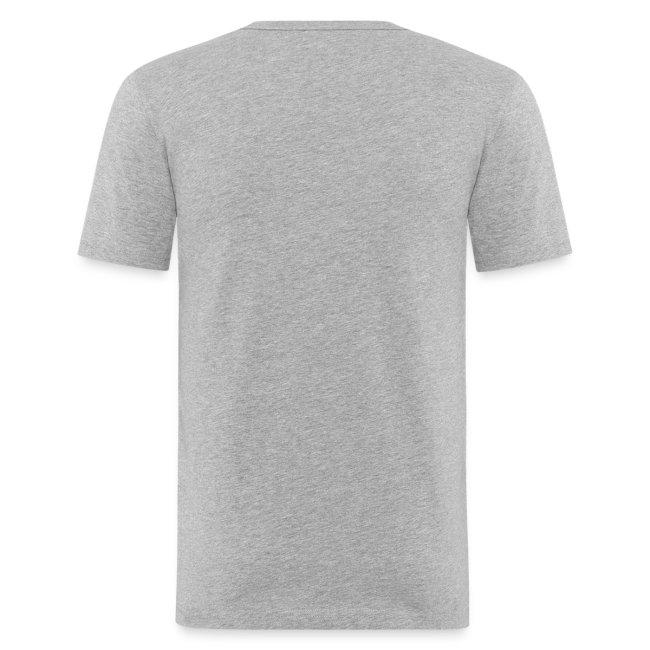 Deeps t-shirt anatomique logo noir