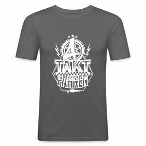 4-Takt-Fahrer / Viertaktfahrer - Men's Slim Fit T-Shirt