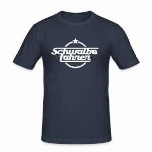 Schwalbefahrer - Men's Slim Fit T-Shirt