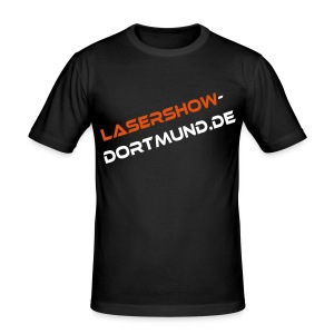 FAN Shirt Men Nr 1 - Männer Slim Fit T-Shirt