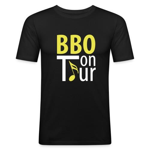 Männer Slim Fit - Männer Slim Fit T-Shirt