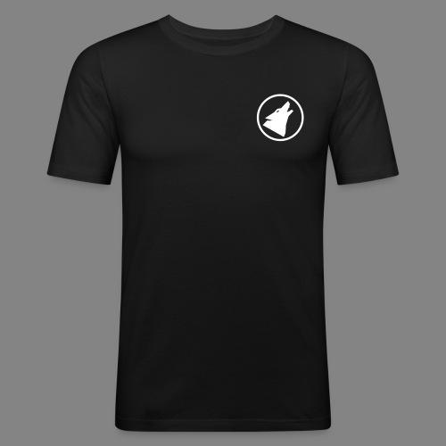 ForestBlack Casual Flex - Männer Slim Fit T-Shirt