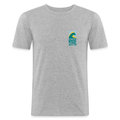 RWF Shirt - Männer Slim Fit T-Shirt