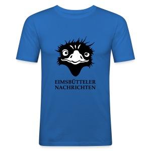 EMU EN slim fit (m) zweifarbig - Männer Slim Fit T-Shirt