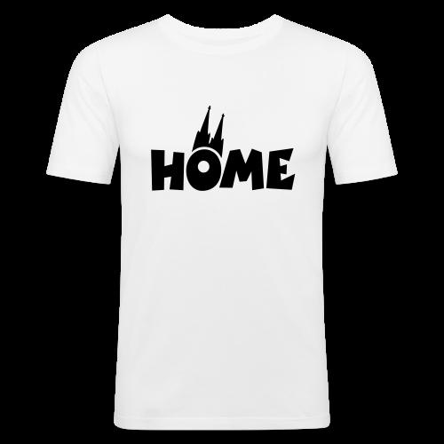 Home Dom Slim Fit T-Shirt - Männer Slim Fit T-Shirt
