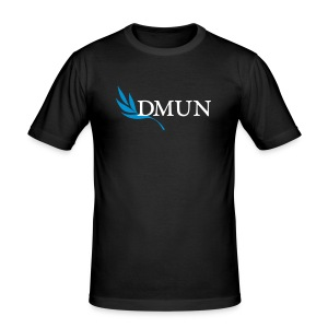 DMUN-T-Shirt Slim Fit Men - Männer Slim Fit T-Shirt