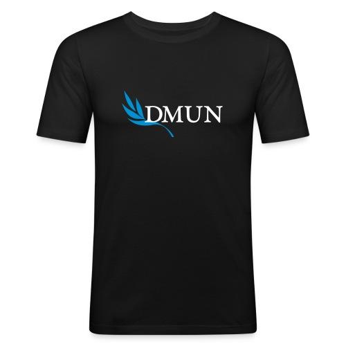 DMUN-T-Shirt Slim Fit Men - Männer Slim Fit T-Shirt