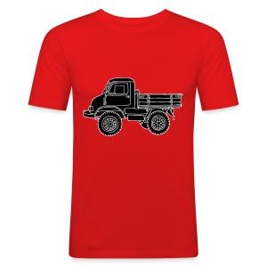 Lastwagen 2 - Männer Slim Fit T-Shirt