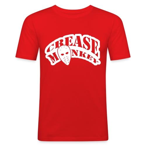 Crease Monkey Men's Slim Fit T-Shirt - Men's Slim Fit T-Shirt