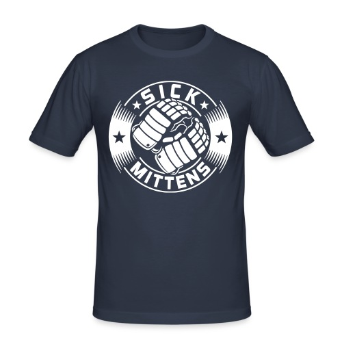 Sick Mittens Men's Slim Fit T- Shirt - Men's Slim Fit T-Shirt