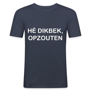 Dikbek Slim-fit Shirt - slim fit T-shirt