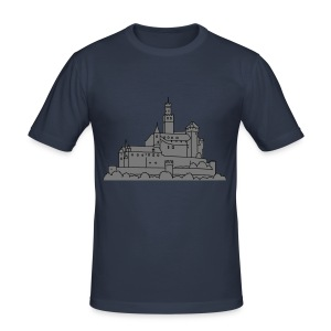 Marksburg 2 - Männer Slim Fit T-Shirt