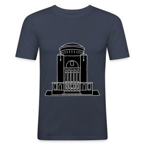 Planetarium Hamburg 2 - Männer Slim Fit T-Shirt