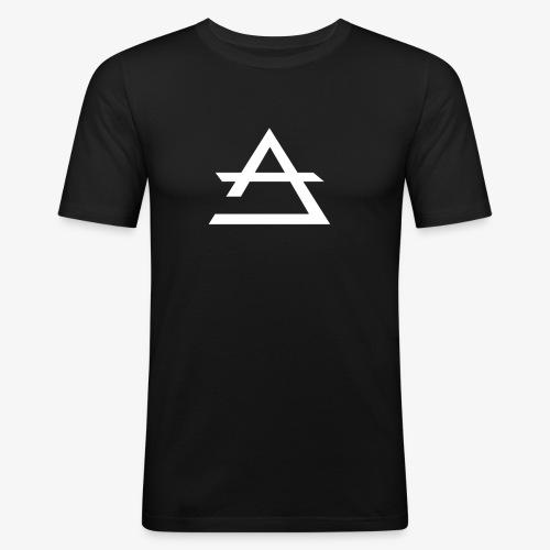 T-shirt moulant Anabu noir - T-shirt près du corps Homme
