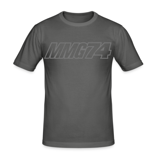 NEW! MMG74 T-shirt - Slim Fit T-shirt herr