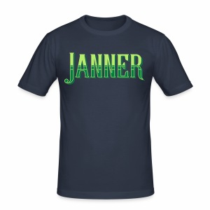 Janner, Devon, Men's Slim Fit T-Shirt - Men's Slim Fit T-Shirt