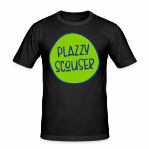 Plazzy Scouser Men's Slim Fit T-Shirt - Men's Slim Fit T-Shirt